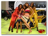Paris 2004 Girls & Cars