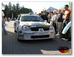 Rally Čakovec 2004