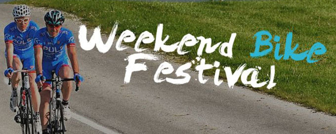 Weekend Bike Festival - 5. - 7.09.2014.
