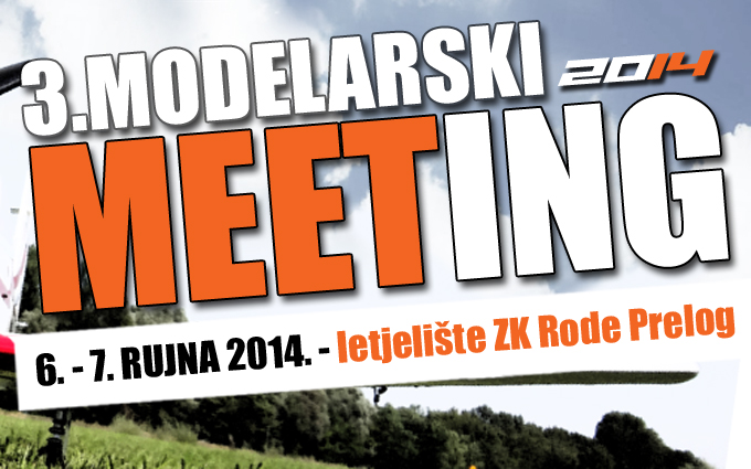 Ovaj vikend u Prelogu 3. modelarski meeting